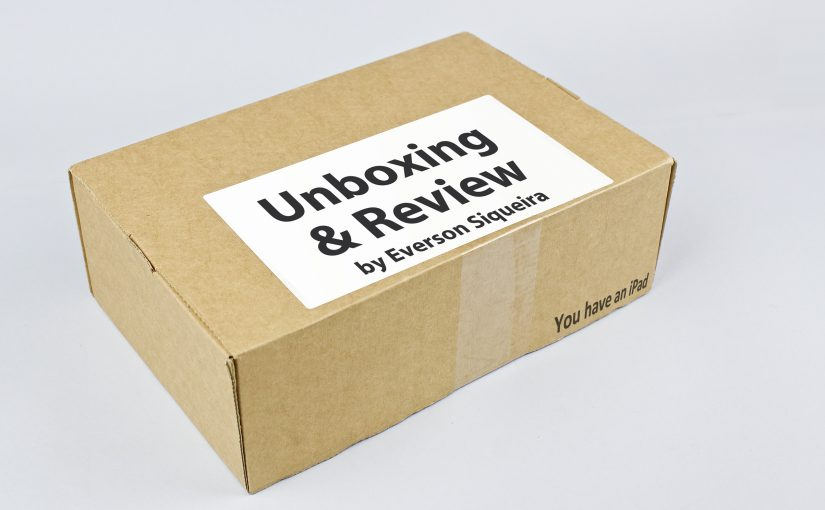 Unboxing and Review by Everson Siqueira